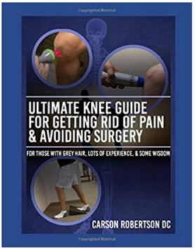 knee guide book cover