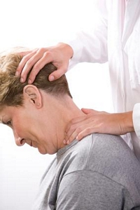 physical therapist neck